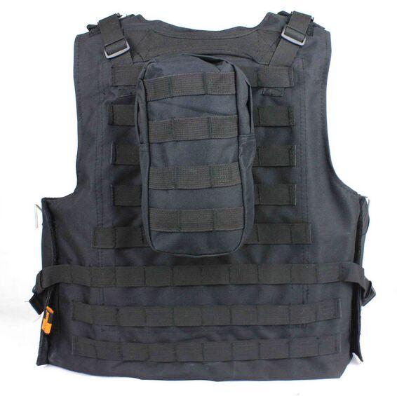 Militärweste Molle Tactical Vest Armee-Fans Amphibienwesten MULTICAM - Sportbekleidung und Accessoires