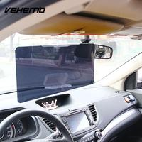 Vehemo PC + ABS Adjustable   Auto   Car Anti-Glare Glass Dazzling Interior Car Glass Visor Night Car Windshield Visor Car Parts