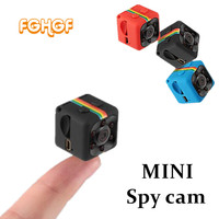 SQ11 HD 1080P Mini Camera Night Vision Mini Camcorder Sport Outdoor DV Voice Video Recorder Action