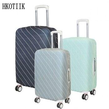 Nieuwe kwaliteit elastische koffer beschermhoes staven koffer stofkap stofkap bescherming 18-30 inches