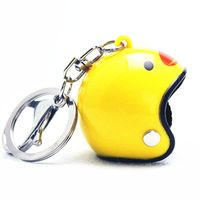 2019 New Funny Yellow Duck With Helmet Bicycle Bell Ring Bell For Car Cycling Bicycle Bike Ride Horn Alarm Adult Kids Toy