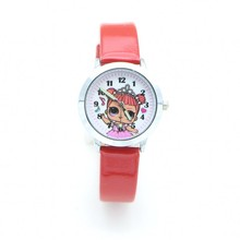 Wristwatches for Girls with Cartoony Design