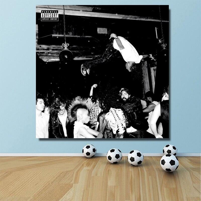 FREE Sticker Playboi Carti Die Lit New Album Cover Poster