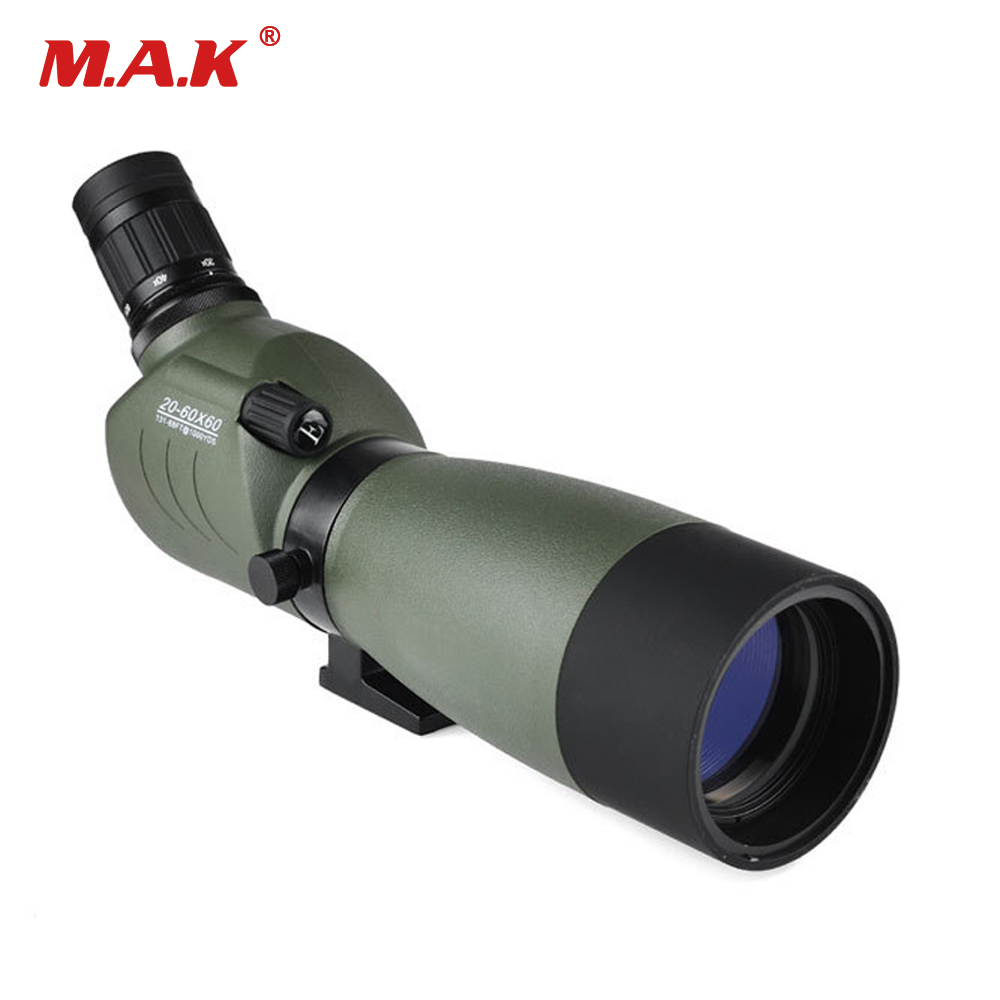 New 20-60X60 High Magnification Variable Times View Target Mirror Viewfinder Monocular Binocular for Camping WatchingNew 20-60X60 High Magnification Variable Times View Target Mirror Viewfinder Monocular Binocular for Camping Watching