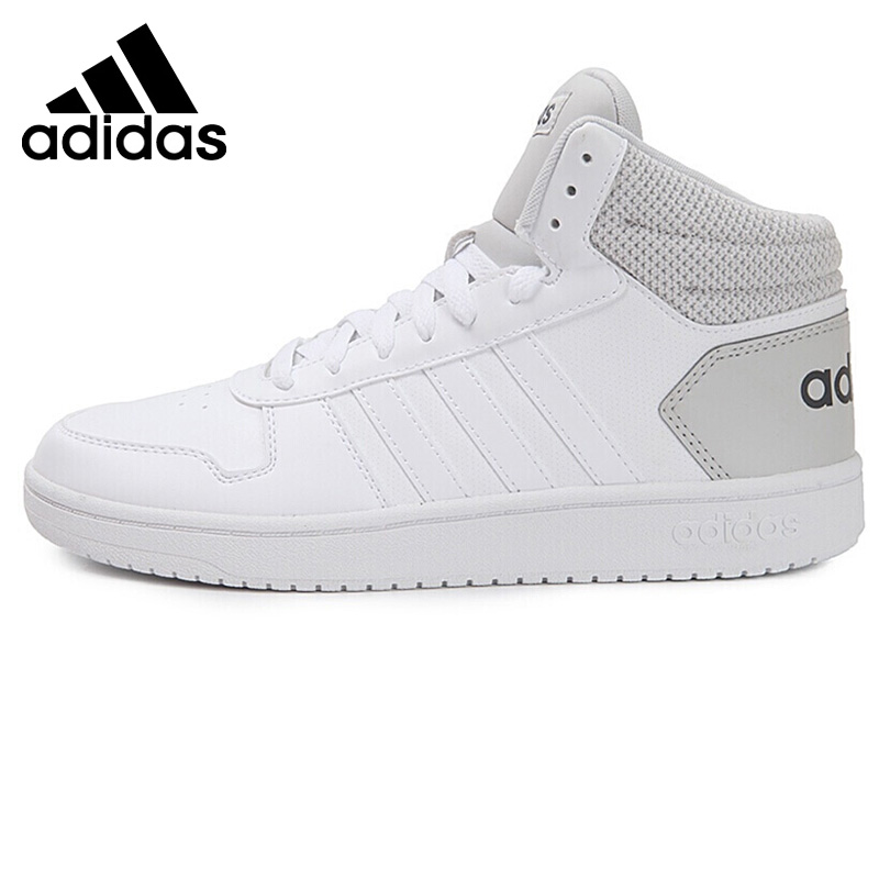 Original New Arrival 2018 Adidas Neo Label HOOPS 2.0 MID Men's Skateboarding Shoes Sneakers