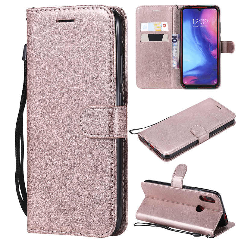 Leather Flip Wallet Case For Xiaomi Redmi Note 7 6 Pro 5 Plus 4X 4A 5A 6A S2 Y2 Y1 Lite MI 8 Lire 7 6X 5X A2 Lite F1 Cover Case