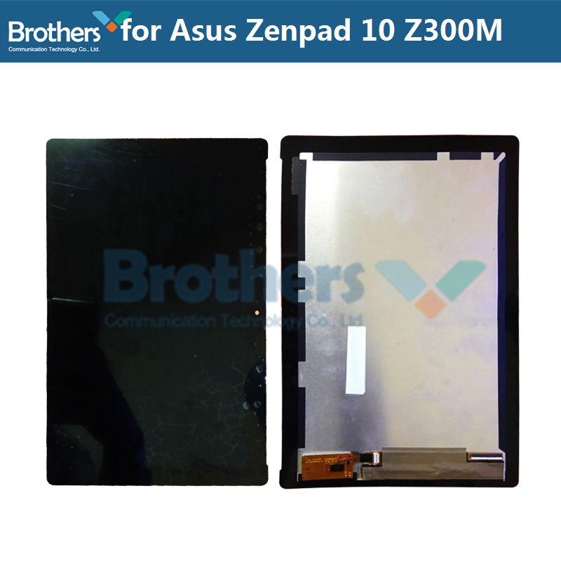 10.1'' For Asus Zenpad 10 <font><b>Z300M</b></font> LCD Screen LCD Display For ASUS <font><b>Z300M</b></font> Screen LCD Assembly Original Replacement Test Working 100% image