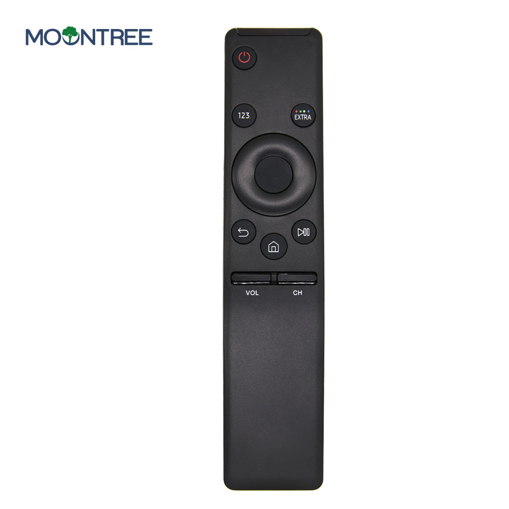 BN59-01259B Replacement TV remote control for SAMSUNG LED 3D smart player black 433mhz Controle Remoto Moontree