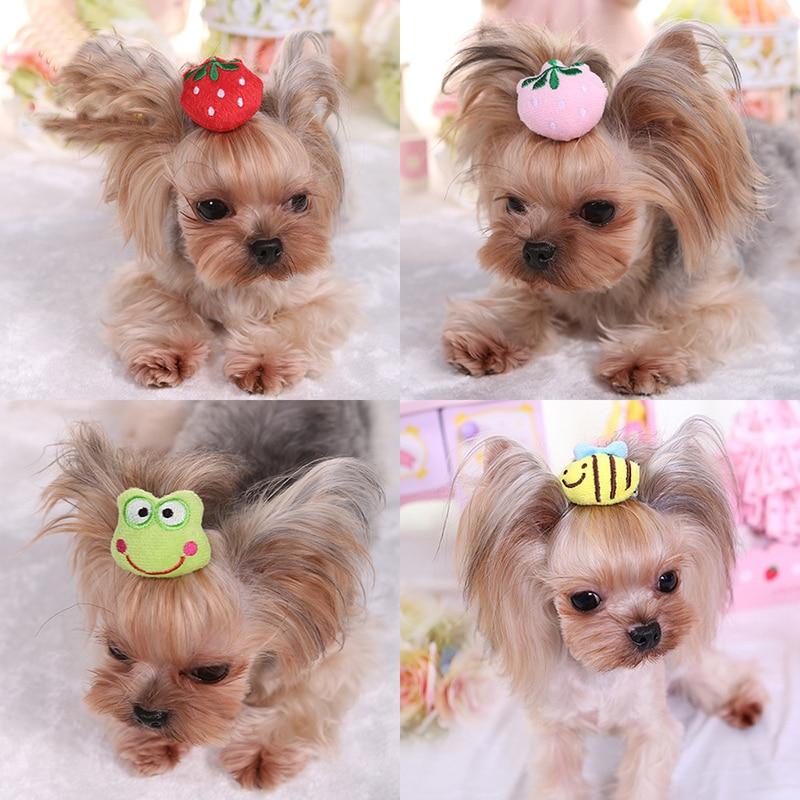 இtailup 10pcs Lot New Arrival Pet Hair Accessories Cat Dog Grooming
