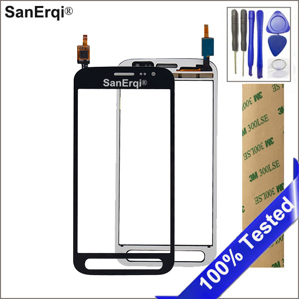 For Samsung Galaxy Xcover 4 SM-G390F Touch Screen Digitizer Sensor Panel G390 Touch Screen Touchscreen SanErqi