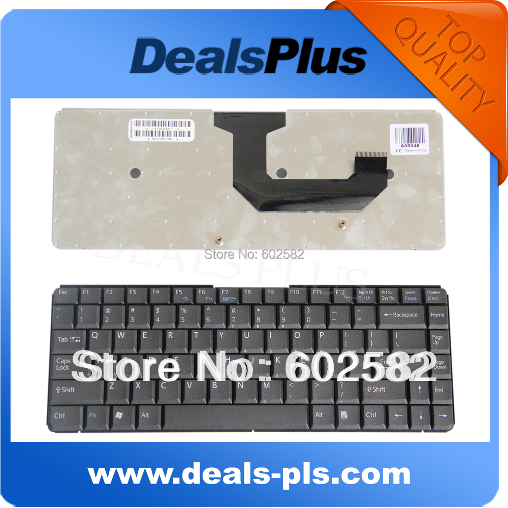 ФОТО New Laptop US keyboard For Sony VGA-A Series A230 A240 A250 A260 A270 A290 A600 A790 Black-147865021