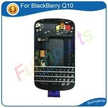 bcfa8f465aa Black/White Para BlackBerry Q10 Bateria Habitação Volta Completa Tampa Da  Caixa + Teclado Peças de Reposição Com Ferramentas
