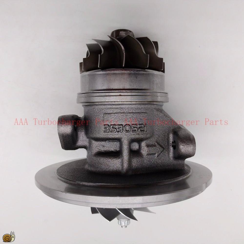HX40W Turbo Cariridge / CHRA kompressorhjul: 60mm * 83mm, knive 8/8; - Bilreservedele - Foto 6