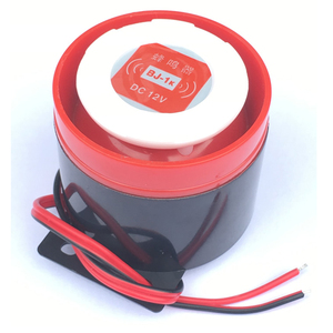 Image 1 - مكبر صوت مع إنذار نشط ، جهاز مضاد للسرقة ، صوت ، 12 فولت ، 220 فولت ، 120 ديسيبل ، تيار مستمر ، تيار متردد ، لمتجر منزلي