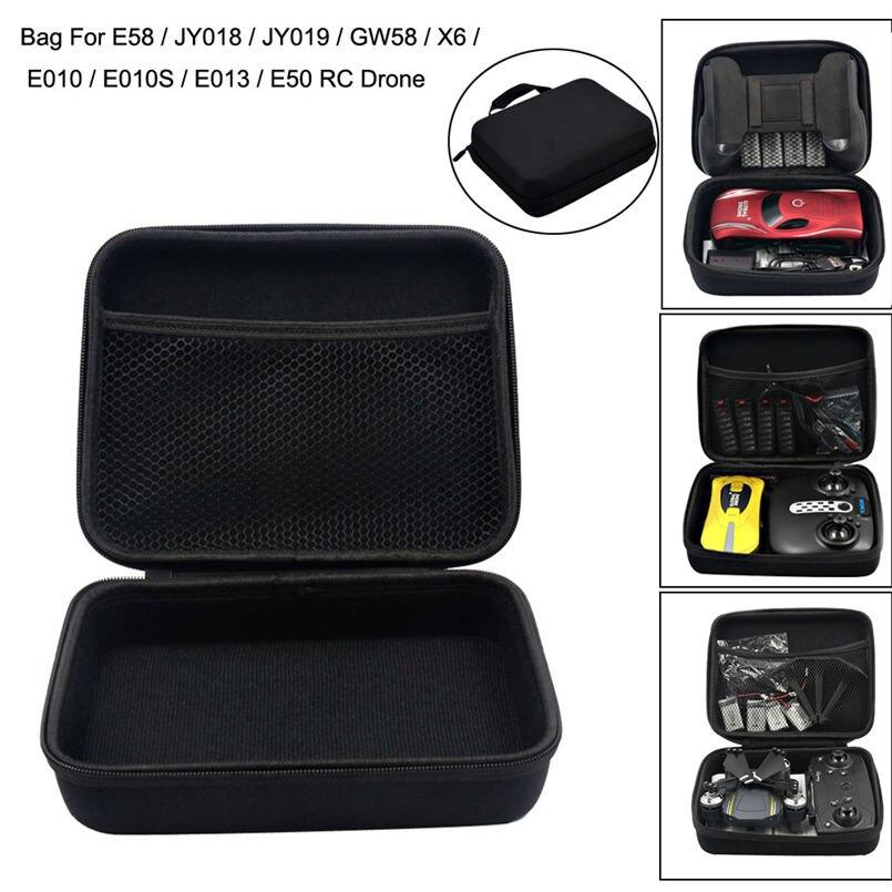 E58/JY018/JY019/GW58/X6/E010/E010S/E013/E50 plegable brazo RC FPV Drone bolso estuche de bolsa de caja de 20