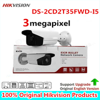 Free Shipping English Version DS 2CD2T35FWD I5 Replace DS 2CD2T35 I5 3MP Ultra Low Light Network