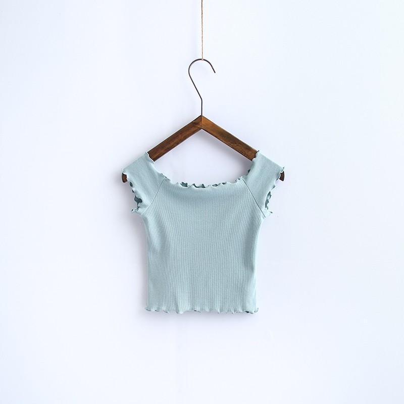 HTB1i.J9OVXXXXbBapXXq6xXFXXXu - Striped Knitted Off Shoulder Slash Neck Short Sleeve T Shirt PTC 27