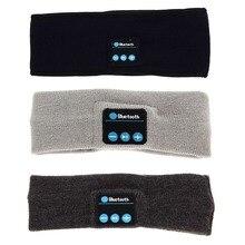 Useful Running Fitness Wireless Bluetooth Music Cap Headphone Headset Speaker