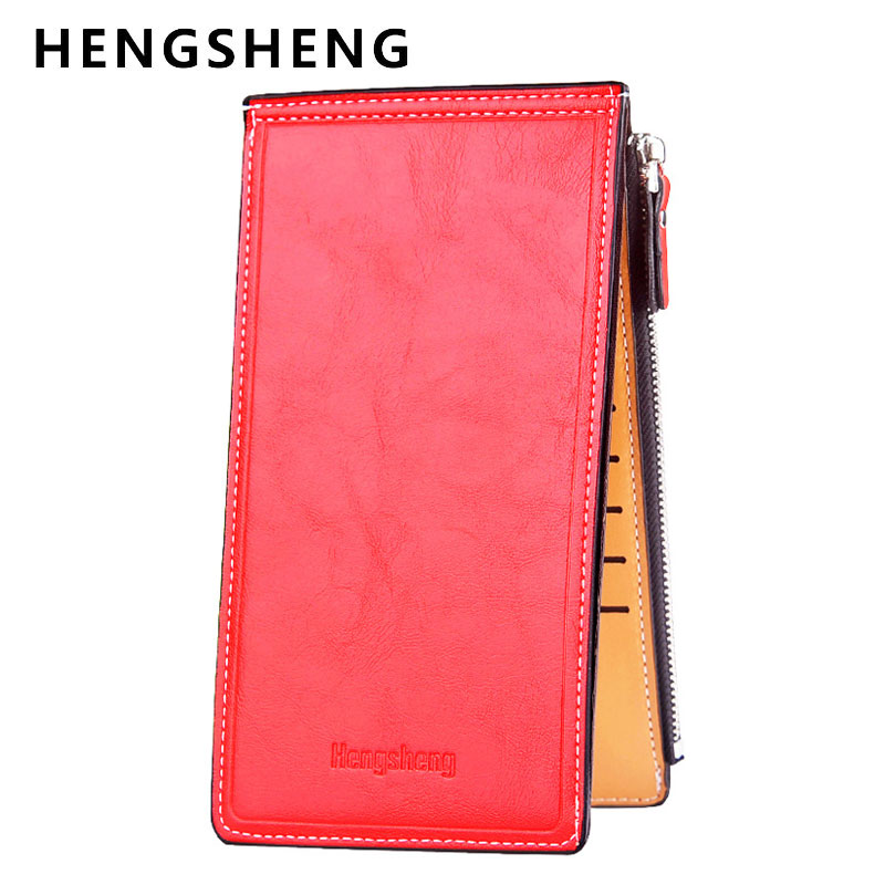 Long Style Quality Bank Card Set Wallets Womens Multi Bits Credit Card Holder Large Capacity Wallet Purse for Women Men Gift