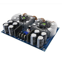 XH-M254 TDA8954TH dual core placa de amplificador de potência digital de alta potência placa amplificador de áudio com ventilador 420 W * 2