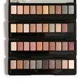 Nueva Moda 10 Colores Tierra de Color Shimmer Mate Paleta de Sombra de ojos Del Pigmento Del Brillo Cosméticos Maquillaje Desnudo de Sombra de Ojos Paletas