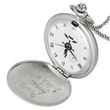 Retro Engraved Luxury Quartz Pocket Watch Chain Pendant Vintage Roman Numerals Necklace Watch Unisex  Women Men Gift vintage engraved floral body chain