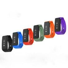 Лучшая цена! Новые и Высокая qualityNew Водонепроницаемый bluetooth наручные Умные часы спортивный Браслет сна trackerfree доставка NOM14