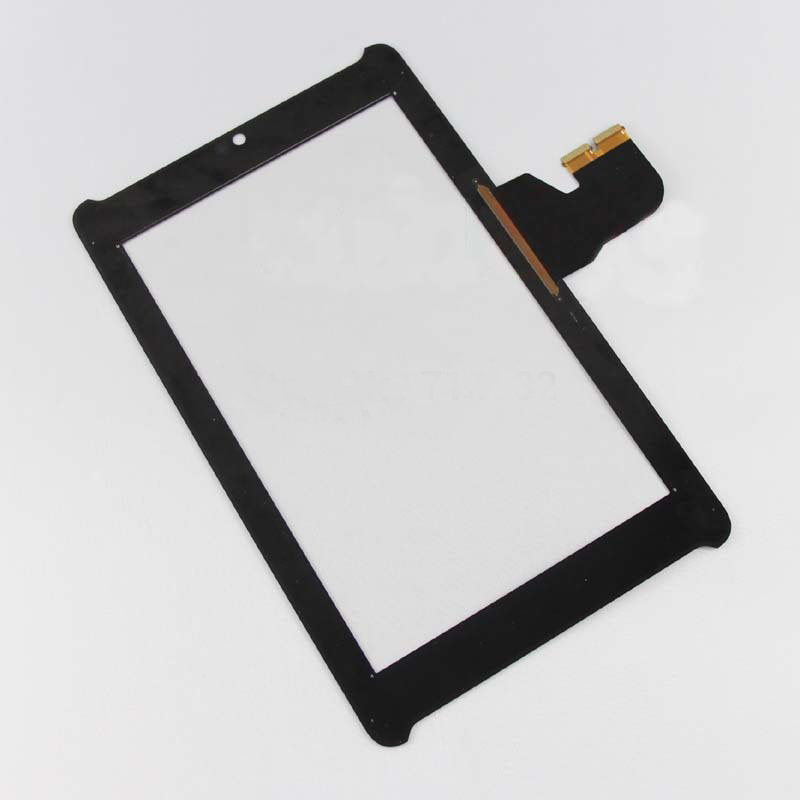 Black For Asus Fonepad 7 LTE ME372 ME372CG K00E Digitizer Touch Screen Panel Sensor Glass Replacement 7 inch for asus fonepad 7 me372cg lcd display touch screen with digitizer assembly complete free shipping