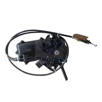DH220 5 DH225 7 S220LC V Engine Stop Motor for 2523 9016 Doosan Daewoo Excavator, 6 month warranty
