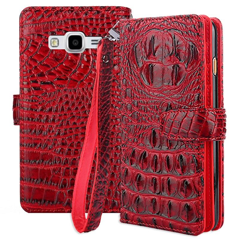 Coque Para Samsung Galaxy Grande Prime Caso G530 G530H G530F G531 G531H G531F SM-G531F Tampa do Caso Da Aleta Tampa Do Telefone Bags casos