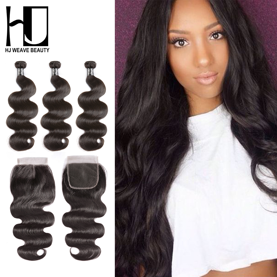 Human Hair Weaves 2019 Beaudiva 4 X 4 Peruvian Closure Straight Human Hair Free/middle/three Part Lace Closure 8-20 Natural Color Free Shipping