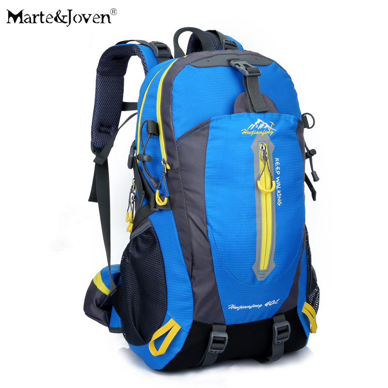 Рюкзак Для Путешествий 40 Л. На Застежках
