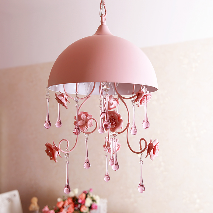 pendant lighting pink # 44