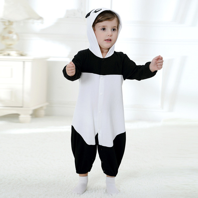 Baby Siamese ClothesCute animal modelling conjoined climb clothes ha clothing cotton SMA001