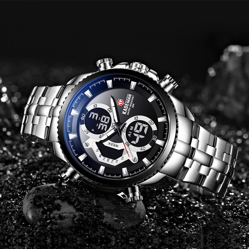 Digital Wristwatch Fashion