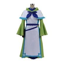 Ворота: Jieitai Kanochi nite, kaku tatakaeri Lelei la Lalena косплэй костюм на заказ любой размер