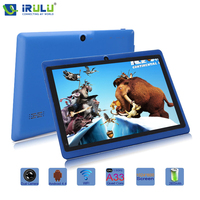 Original IRULU Expro X1 7 Quad Core Tablet Android 4 4 8GB ROM Dual Cameras Tablet