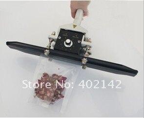 Free shipping,New Model FKR-400 Hand sealing machine,Manual plastic bag sealer,aluminium film sealer(Max sealing width:40cm)  цены