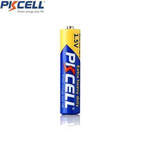 Image 3 - 120Pcs Pkcell Aaa R03P Primaire Batterij Carbon Zink Batterij 1.5V 45Min Gelijk Aan UM4 MN2400 LR03 SUM4 LR3 Voor Camera Radio Speelgoed