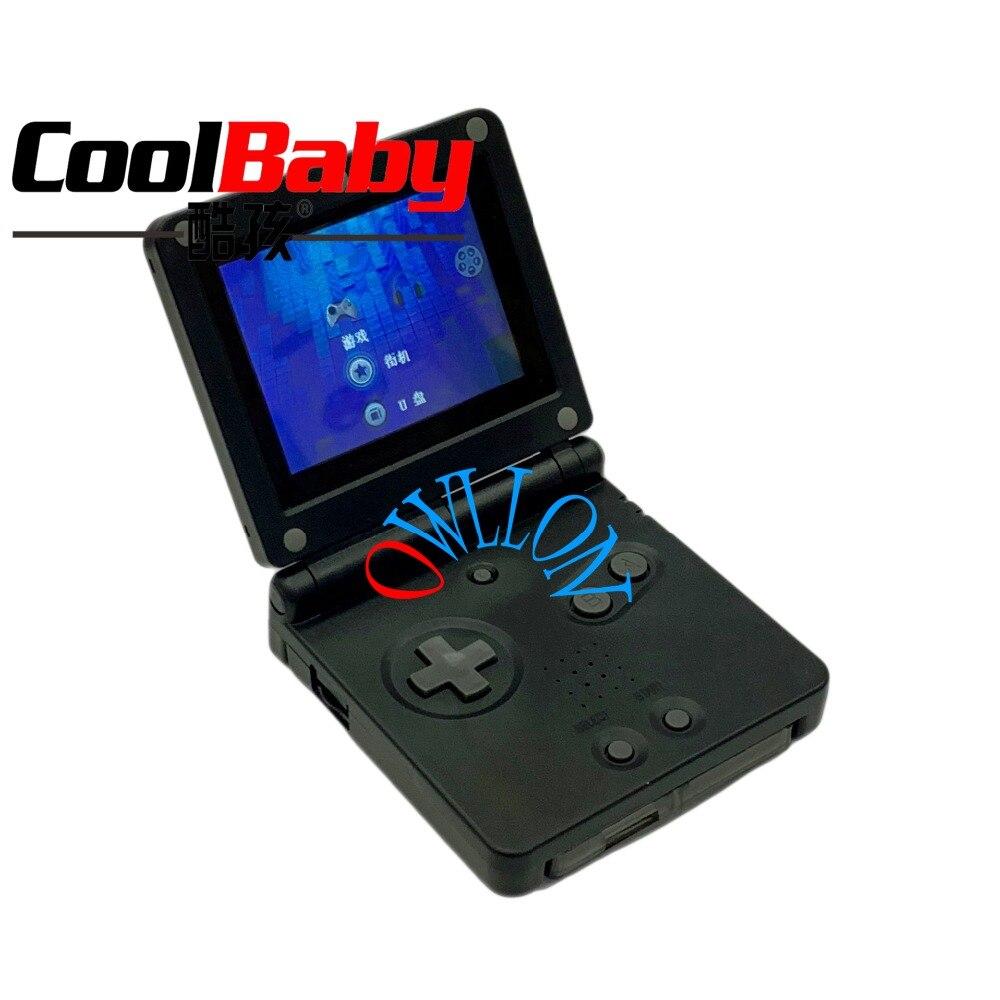 Portable Spielkonsolen Videospiele GroßZüGig Neue Gb Junge Pvp Handheld Game Player 8-bit Zu 32bit Spielkonsole Mit Bulit-in 268 Spiele Retro Für Gaming Mit Tf Karte Slot
