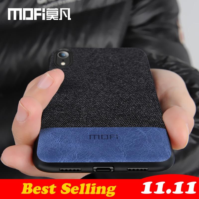 MOFi original fall für iPhone XS fall abdeckung für iPhone XR stoff schutzhülle silikon coque capas für iPhone XS Max fall