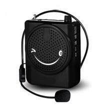 N708 med batterihögtalare Högtalare Mikrofonförstärkare Booster Megafon för undervisning Tour Guide Sales Promotion Yoga