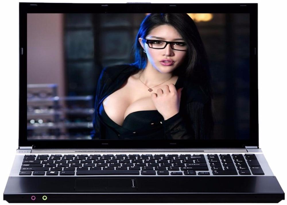 8G RAM + 1000 GO HDD 15.6 LED Intel Pentium N3520 CPU Quad Core Pour Ordinateur Portable Windows 7/10 Notebook avec Intégré WIFI Bluetooth DVD-ROM