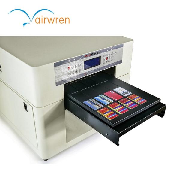 Ce zertifizierung Neue 3d effekt Karte Drucker Smart Druckmaschine ...