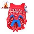 Niños bolsas 2015 nuevo muchacho de la Historieta mochilas spiderman niños mochilas escolares para adolescentes mochila niños mochila de viaje