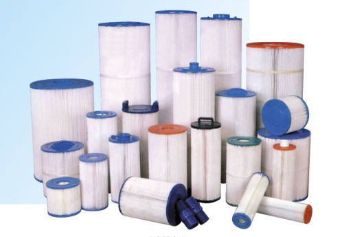 1 pcs free shipping Filter cartridge precision filter element filter paper core swimming pool filter