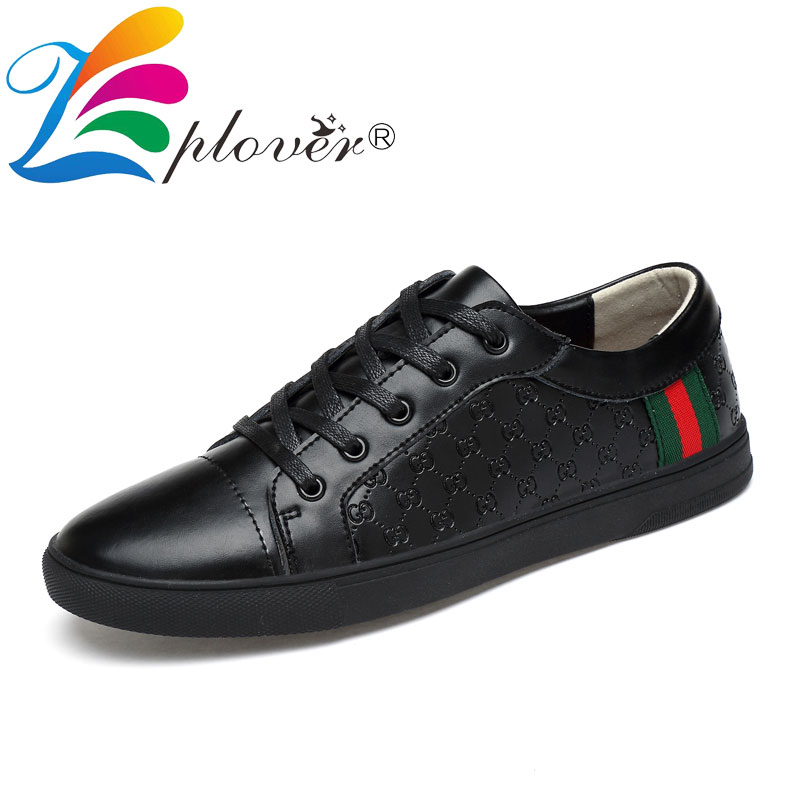 2018 New Mens Casual Moccasins Leather Shoes Fashion Sneakers Men Luxury Brand Breathabl ...