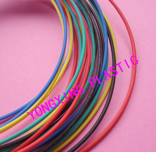 5M/lot 3.0mm  high quality and convenience  heat shrink tubing shrink ration 2:1 for wire cable 7 color for your choose