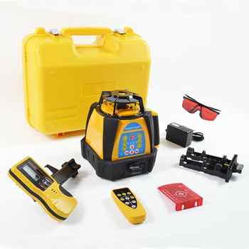 Self leveling Rotary laser level 500M range high accuracy rotating laser level - DISCOUNT ITEM  0 OFF All Category