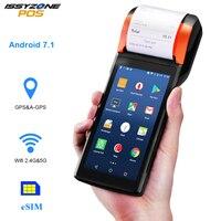 Sunmi V2 Android динамик PDA Термальность принтер 4G, Wi Fi, Камера сканер 1D/2D сим карты мобильного платежное поручение очереди Управление Ресторан